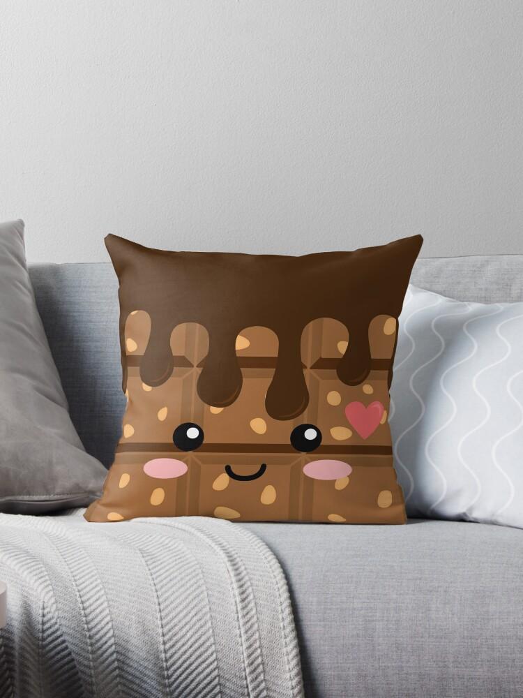 Crunchy chocolate by cafebunny