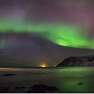 Northern Lights by John Dekker