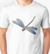 Blue Dragonfly Unisex T-Shirt