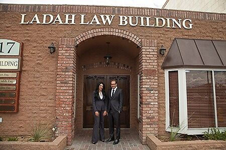 Las Vegas Car Accident Lawyer by ladahlaw