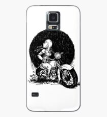 Women Who Ride- We like Dirt and We got Titties Case/Skin for Samsung Galaxy