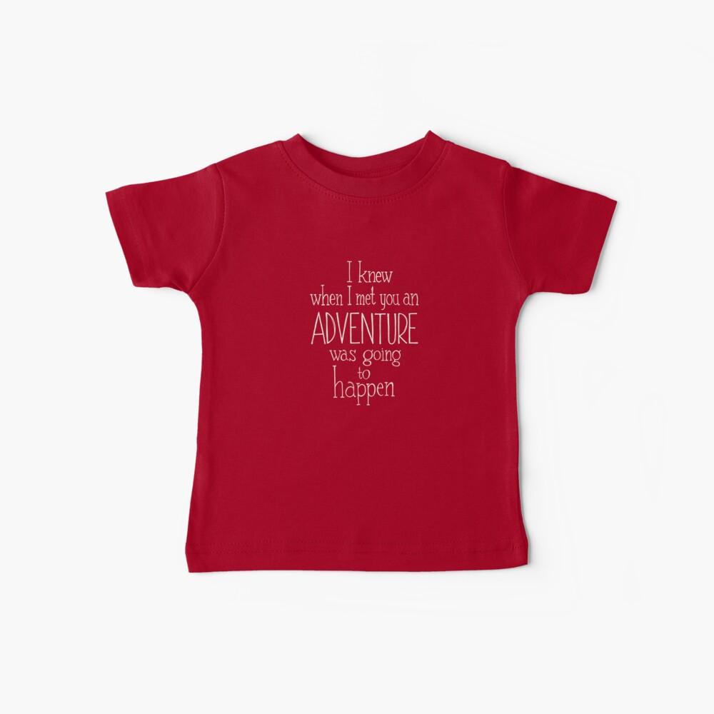 Abenteuer Baby T-Shirt