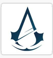 Assassins creed - first img Sticker
