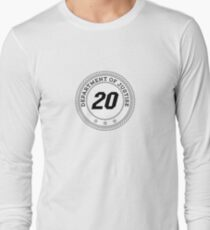 Department of Justise  Long Sleeve T-Shirt