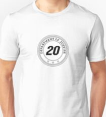 Department of Justise  T-Shirt
