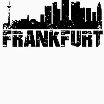 Frankfurt Skyline by botarthedsgnr
