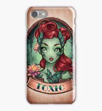 TOXIC Pinup iPhone Case/Skin