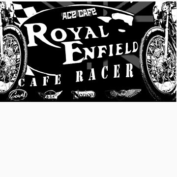 cafe racer by digart