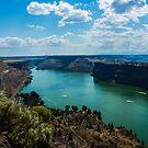 Lake Billy Chinook 5 by Richard Bozarth