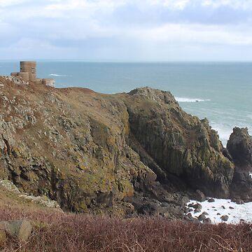 Guernsey Coast by Tibbs