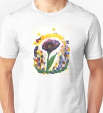 just flower Unisex T-Shirt