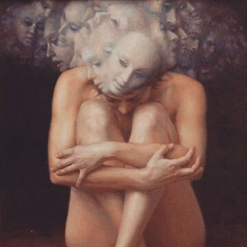 Schizophrenia by sanny12