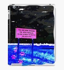 Sign iPad Case/Skin