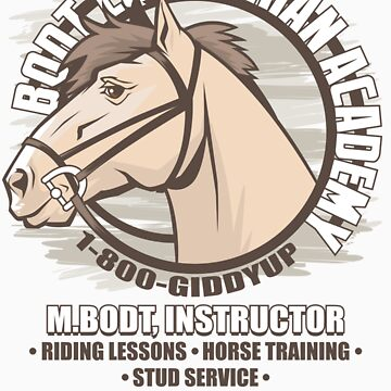 Bodt Equestrian Academy by belligerent