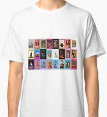 TORI AMOS TAROT MINOR ARCANA Classic T-Shirt
