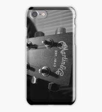 Martin Guitar iPhone Case/Skin
