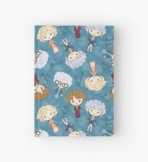 thank you for being a friend Hardcover Journal