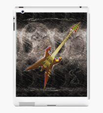 Heavy Metal Guitar  iPad Case/Skin