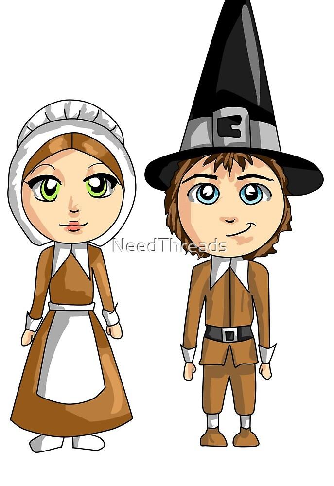 Pilgrims by NeedThreads
