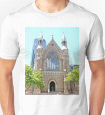 St Stephens Cathedral, Brisbane, Qld, Australia Unisex T-Shirt