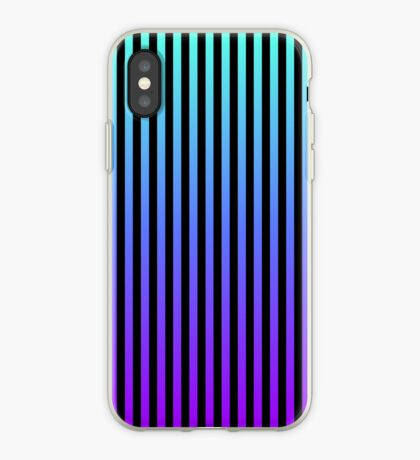 Teal/Purple/Black for Phone Cases iPhone Case