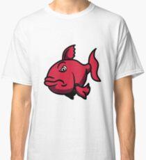 bad bad mood fish Classic T-Shirt