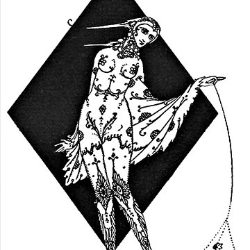 Harry Clarke  - Puppeteer by carpediem6655