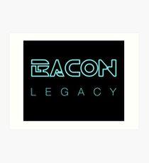 Bacon Legacy Art Print