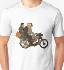 Motorcycle  Unisex T-Shirt
