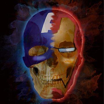 Civil War by xanthier