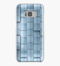 Tile background Samsung Galaxy Case/Skin