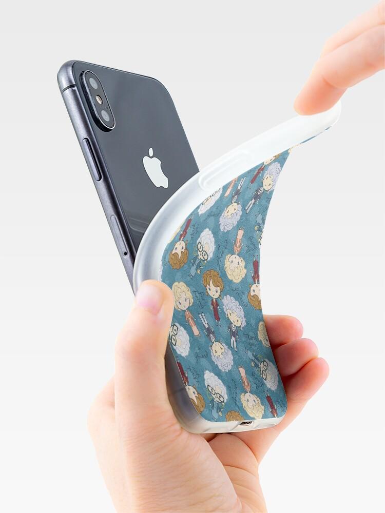 Alternative Ansicht von Danke, dass du mein Freund bist iPhone-Hülle & Cover