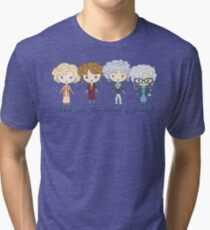 thank you for being a friend Tri-blend T-Shirt