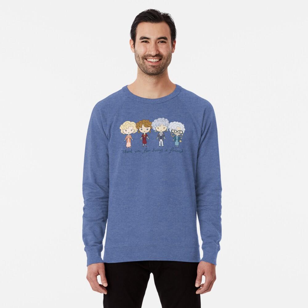 Danke, dass du mein Freund bist Leichter Pullover