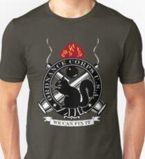 Secret Squirrel Ordnance Corps Unisex T-Shirt
