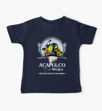 Acapulco Beach Mexico Kids Clothes