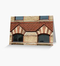 Architectural Detail 8 Greeting Card