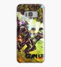 Gun Up Paintball Breakout Color Samsung Galaxy Case/Skin