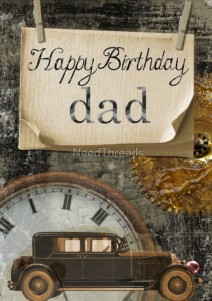 Father's Birthday by NeedThreads