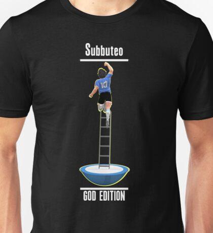 Subbuteo: Hand of God Edition (Glow) Unisex T-Shirt