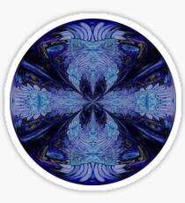 The Deep Blue Sticker