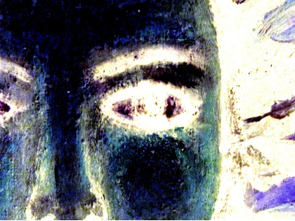 AMy Close Eye inv by mathew imanuel
