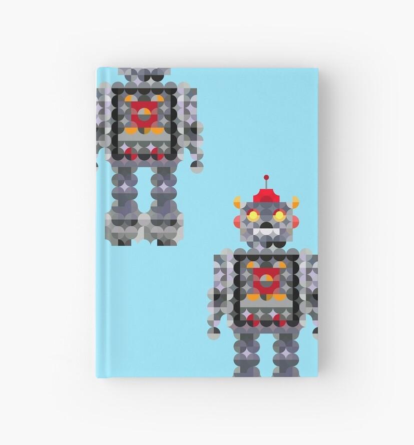 Robot by rickperdue