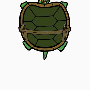 Ninja Turtle Mikey by Lewis-Morris