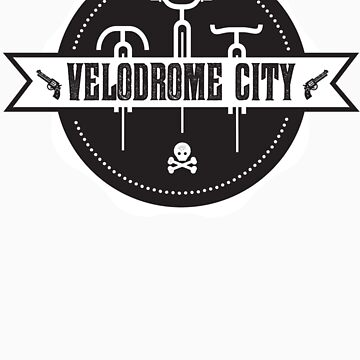 Velodrome City V3 Badge 03 by mtrevaskis