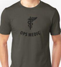 Ops Medic Shirt (Black) Unisex T-Shirt