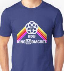 Kingdomcast Future World Logo Unisex T-Shirt