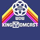 Kingdomcast Future World Logo by wdwkingdomcast