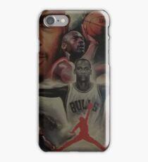 Air Jordan wings  iPhone Case/Skin