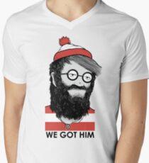 We Got Him Men's V-Neck T-Shirt